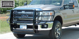 ranch hand legend grille guard truck acessories